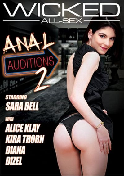 Anal Auditions 2