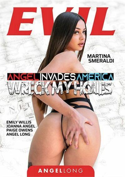 Angel Invades America - Wreck My Holes