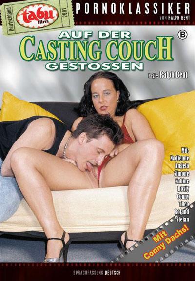 Auf der Casting Couch gestossen