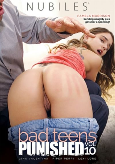 Bad Teens Punished Vol. 10