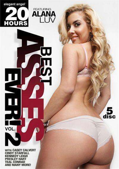 Best Asses Ever! Vol. 2