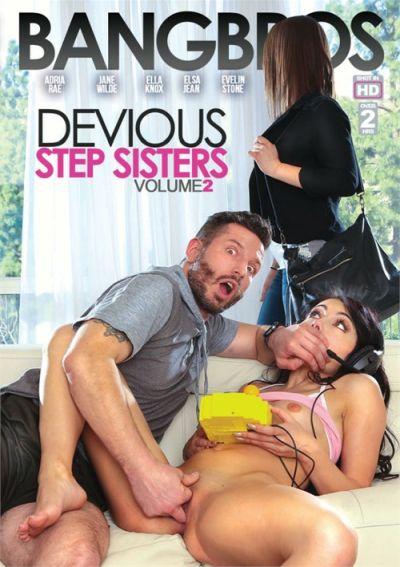 Devious Step Sisters Volume 2