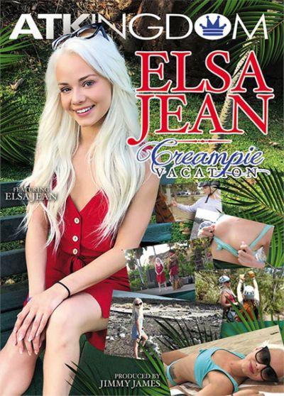 Elsa Jean - Creampie Vacation