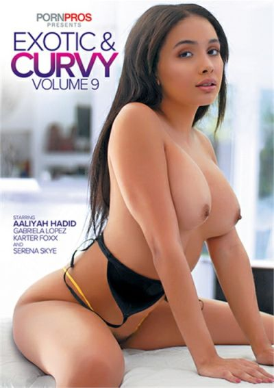 Exotic & Curvy Volume 9