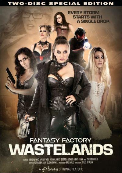 Fantasy Factory Wastelands
