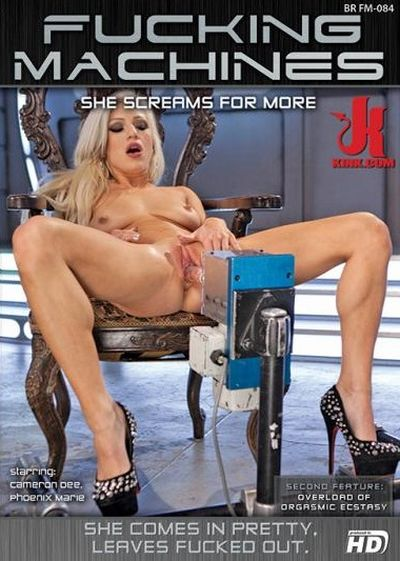 Fucking Machines: She Screams For More