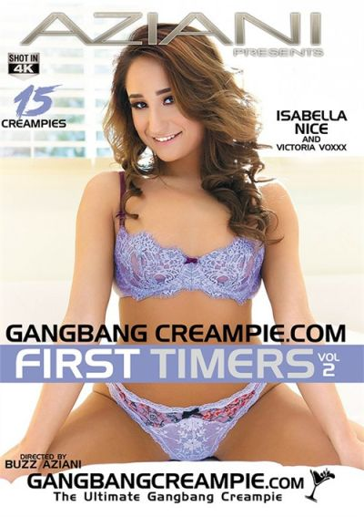 Gangbang Creampie: First Timers Vol. 2