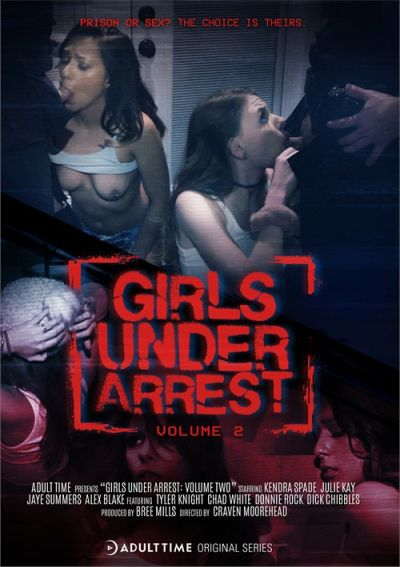 Girls Under Arrest Volume 2