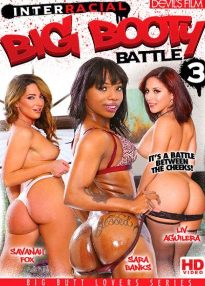 Interracial Big Booty Battle 3