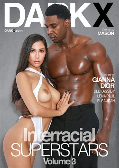 Interracial Superstars Volume 3