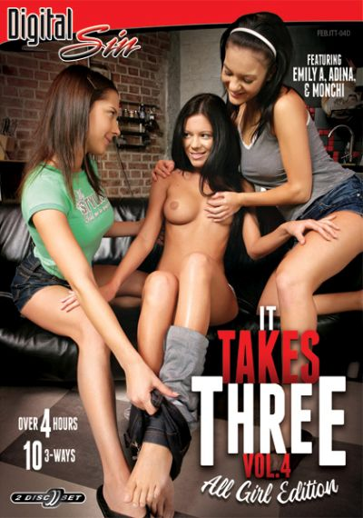 It Takes Three Vol. 4
