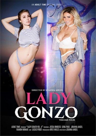 Lady Gonzo Volume Four