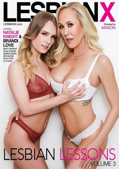 Lesbian Lessons Volume 3