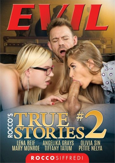 Rocco's True Stories #2