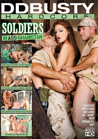 Soldiers In Ass-Ghanistan