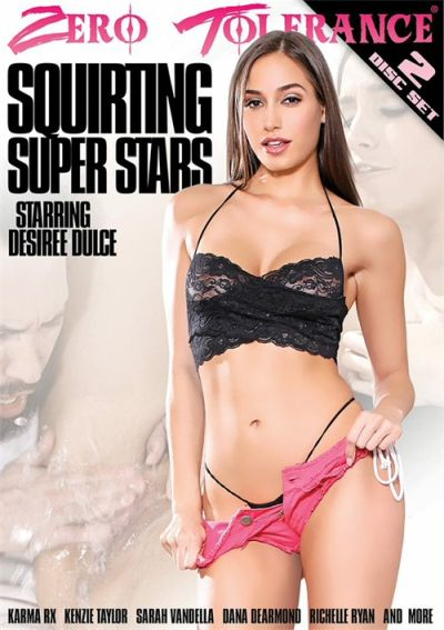 Squirting Super Stars