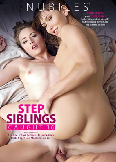 Step Siblings Caught 16