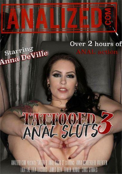 Tattooed Anal Sluts 3